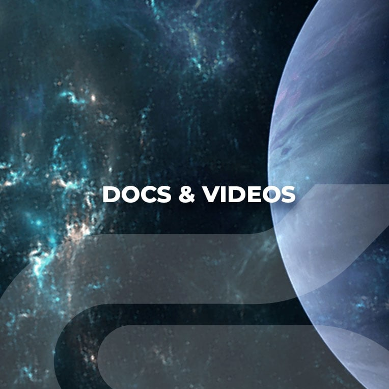 Resources: Docs & Videos